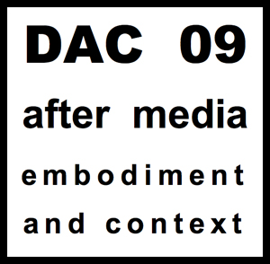 DAC'09 – Digital Arts and Culture 2009