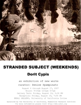 Stranded Subject (Weekends)