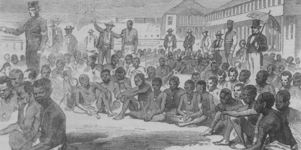 Final Passages: The Intra American Slave Trade Database<br />PI: