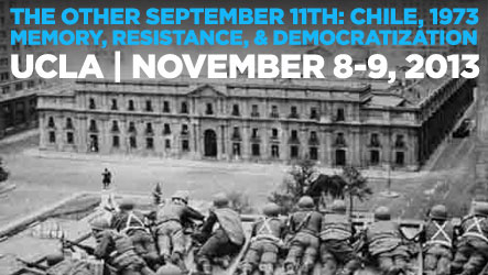 The Other September 11th: Chile, 1973 <br /> Memory, Resistance, and Democratization