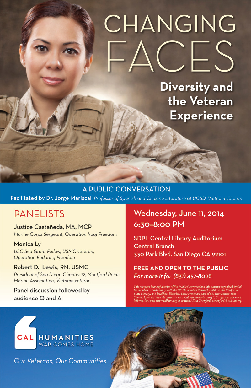 Changing Faces: Diversity and the Veteran Experience