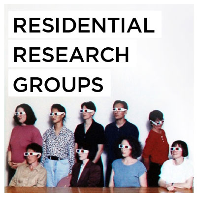 Residential Research Groups
