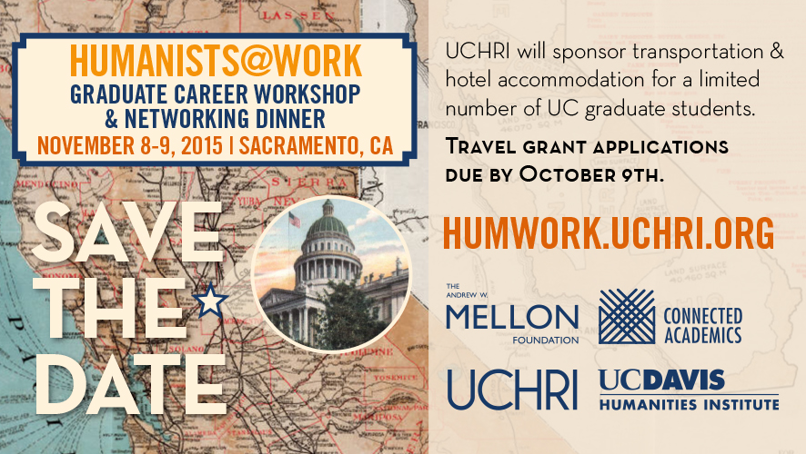 Humanists@Work: Graduate Career Workshop & Networking Dinner