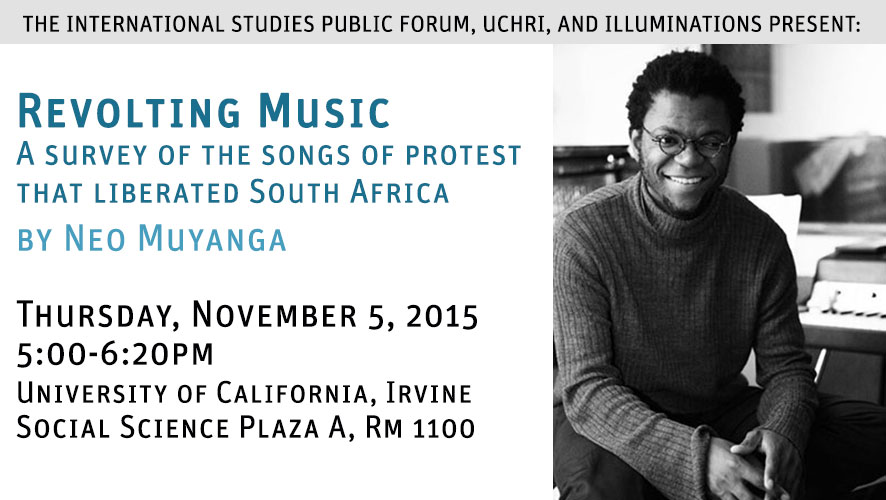 Revolting Music – A survey of the songs of protest that liberated South Africa