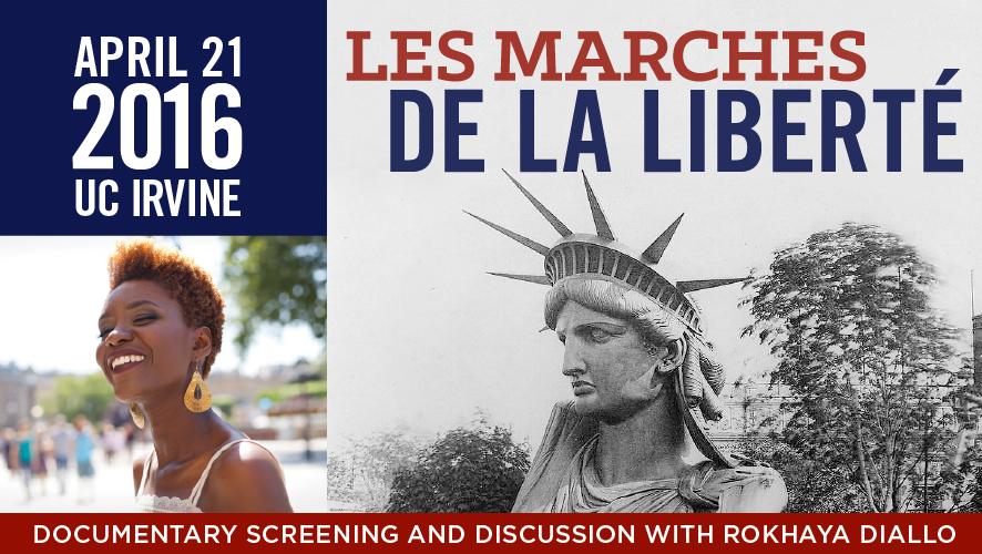Les Marches de la Liberté (Steps to Liberty)