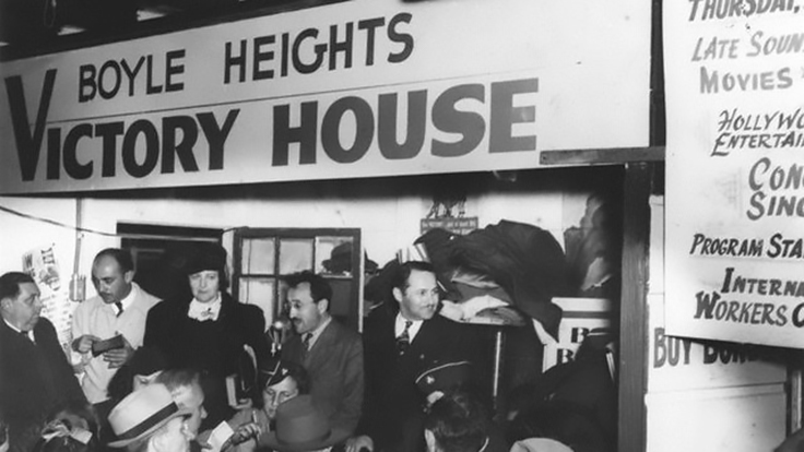 From Brooklyn Avenue to Cesar Chavez: Jewish Histories in Multiethnic Boyle Heights<br />PI: