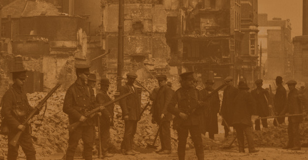 Easter 1916: Revolution in Ireland and its Afterlives<br />PI: