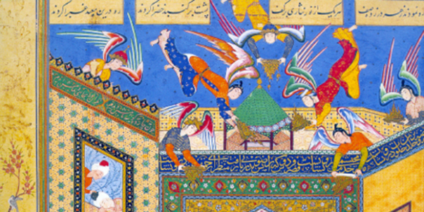 The Digital Persianate: Constructing Participatory Persian Cultures in the Digital Age<br />PI: