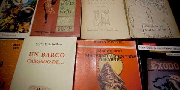 Cecilia G. de Guilarte, Carlota O'Neill y Silvia Mistral: imaginarios y aproximaciones a una literatura femenina del exilio español en México<br />PI: